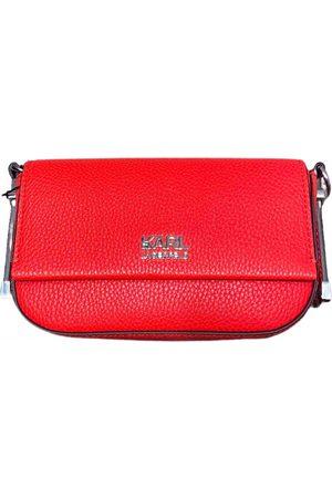 Karl Lagerfeld Leather clutch bag