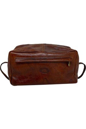 The Bridge Leather clutch bag