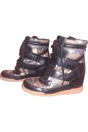 Marc Jacobs Leather snow boots