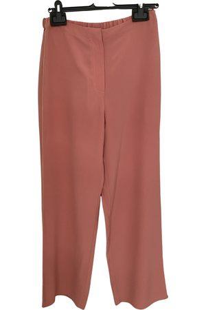 Roksanda Silk straight pants