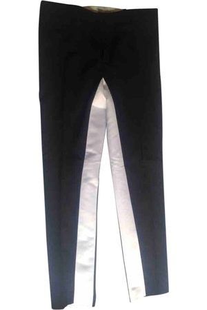 Each x Other Each x Wool straight pants