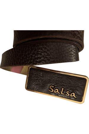 Salsa Leather belt