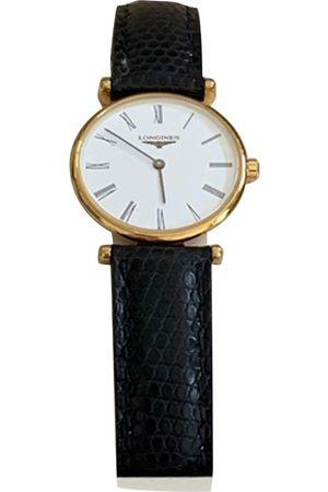 Longines Yellow gold watch