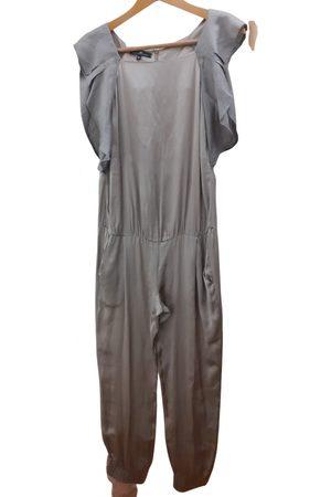 Elisabetta Franchi Silk jumpsuit