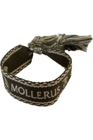 Maison Mollerus Cloth bracelet