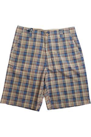 Woolrich Multicolour Cotton Shorts