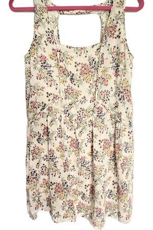 Bash Spring Summer 2021 silk mini dress