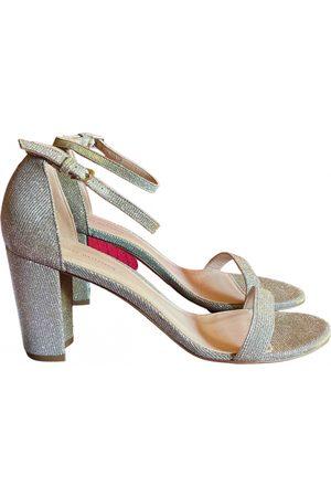 Stuart Weitzman Cloth sandal