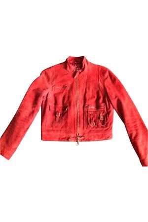 Caroline Biss Leather jacket