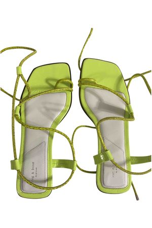 RAG&BONE Leather sandal