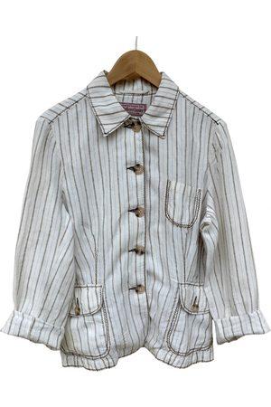 MCS Linen short vest