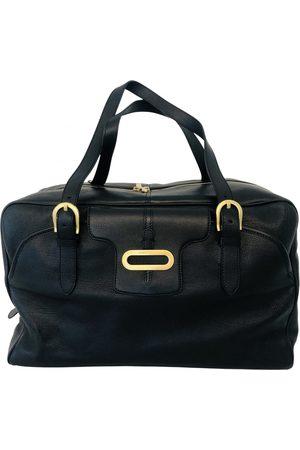 Jimmy Choo Leather weekend bag