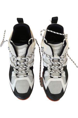 Sandro Cloth high trainers