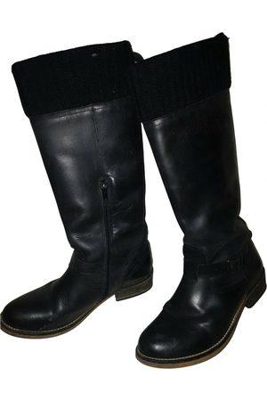 Ralph Lauren Leather snow boots