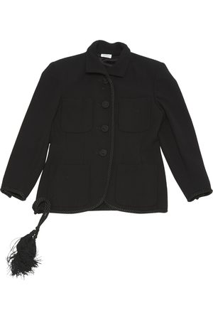 VALENTINO GARAVANI Wool short vest