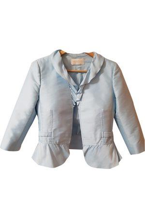 RED Valentino Silk short vest