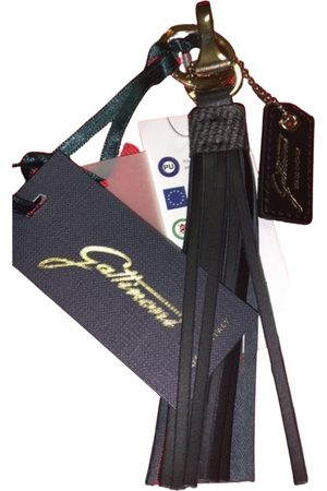 Gattinoni Leather key ring