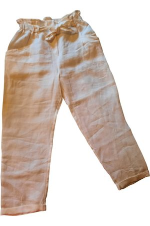 Kaos Linen chino pants