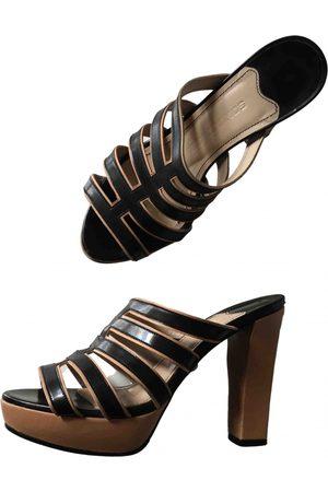 Sonia by Sonia Rykiel Leather sandals