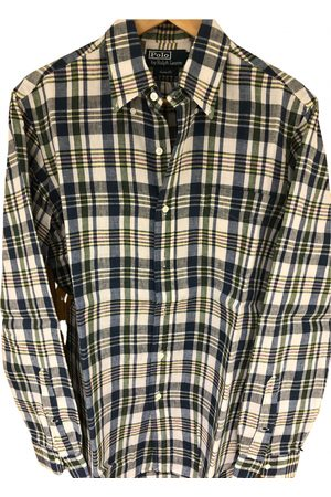 Polo Ralph Lauren Polo classique manches longues linen shirt