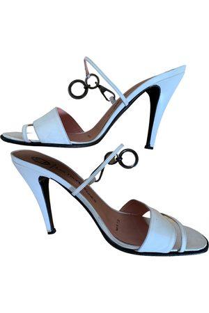 Les Tropéziennes par M Belarbi Leather sandal