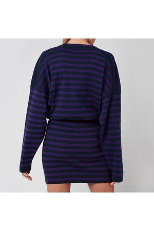 Kenzo Women Party Dresses - Women's Striped Short Dress