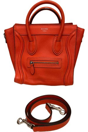 Céline Nano Luggage leather crossbody bag