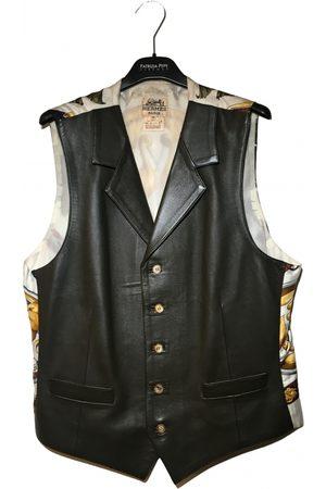Hermès Silk vest