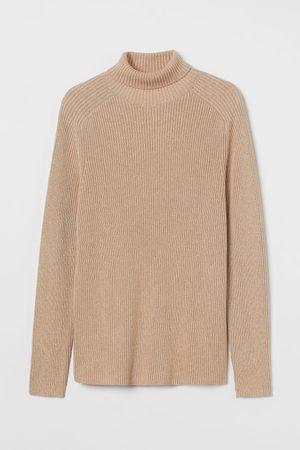 H&M Men Turtlenecks - Muscle Fit Turtleneck Sweater