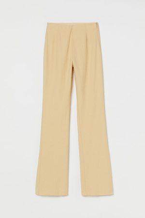 H&M Linen-blend Pants