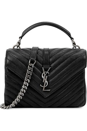 Saint Laurent College medium leather shoulder bag