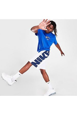 Nike Men's Dri-FIT Block Basketball Shorts in / Size Small 100% Polyester/Jacquard