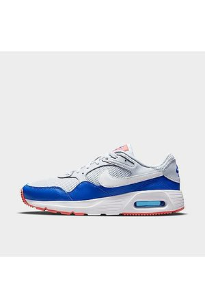 Nike Men's Air Max SC Casual Shoes in Grey/Pure Platinum Size 7.5 Leather