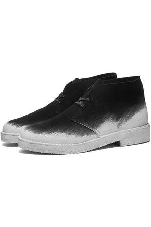 Clarks Originals Men Lace-up Boots - Desert Boot Paint