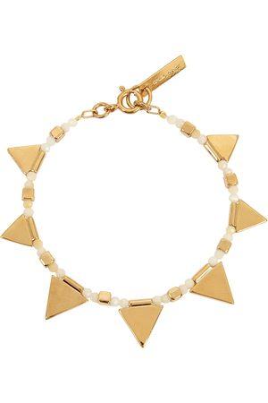 Isabel Marant Tone bead-embellished bracelet
