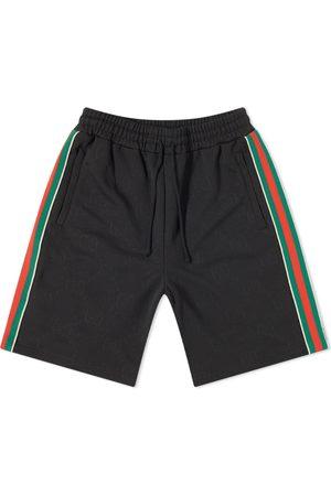 Gucci Men Shorts - Gg Jaquard Shorts