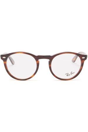 Ray Women Round - Ban - Round Tortoiseshell-acetate Glasses - Womens - Tortoiseshell