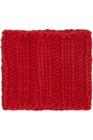 J.W.Anderson Ribbed-knit Wool Snood - Womens