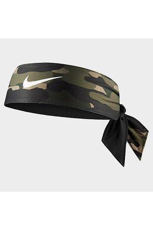 Nike Men Neckties - Dri-FIT Reversible Head Tie 4.0 in Camo/ /Camouflage Polyester/Spandex