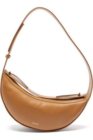 Neous Women Purses - Orion Leather Cross-body Bag - Womens - Tan