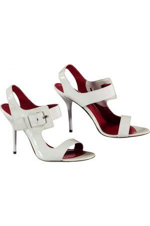 Cesare Paciotti Leather sandals