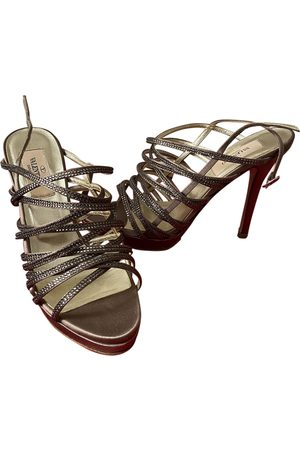 VALENTINO GARAVANI Cloth sandals