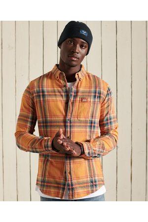 Superdry Men Shirts - Organic Cotton Heritage Lumberjack Shirt