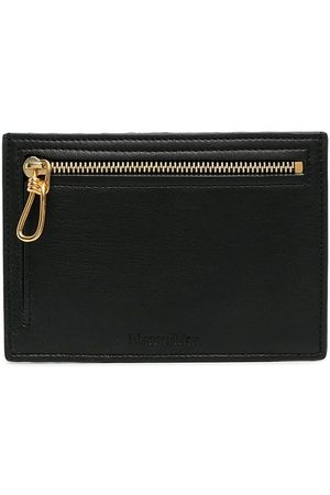 Nanushka Araton zipped wallet