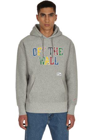 Vans Men Sports Hoodies - Bedwin & the heartbreakers logo hooded sweatshirt CEMENT HEATHER S