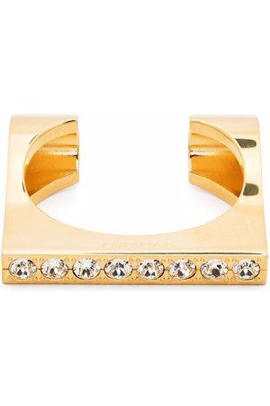 Balenciaga Women Bracelets - Blaze row cuff bracelet