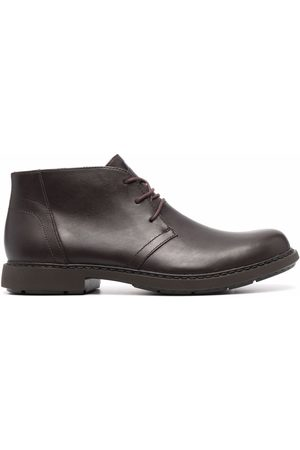 Camper Men Ankle Boots - Neuman leather ankle boots