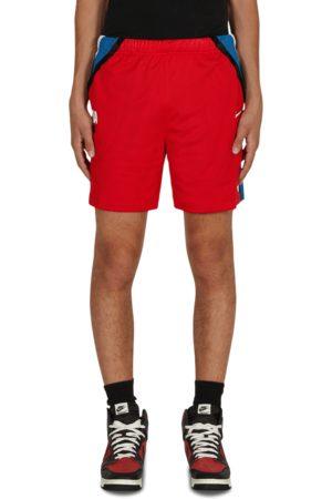 Nike Men Sports Shorts - Undercover mesh shorts UNIVERSITY /BATTLE XS