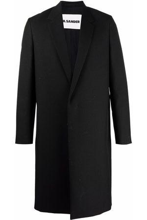 Jil Sander Men Blazers - Notched-lapels single-breasted coat