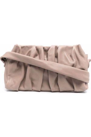 Elleme Women Shoulder Bags - Vague leather shoulder bag - Neutrals